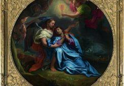 Zaginiony przez 200 lat obraz Le Bruna poddany konserwacji