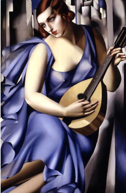 2. La Musicienne, całosc