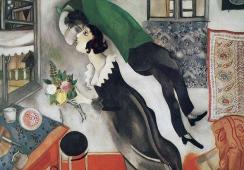 10 rzeczy, których nie wiecie o Marcu Chagallu