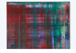 Rotacje i zaskoczenia podczas aukcji sztuki współczesnej w Christie's