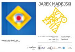 Jarek Madejski. Wyobraźnia – wystawa fotografii w mia ART GALLERY
