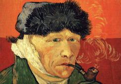Nowe badania dotyczące choroby van Gogha prezentowane na wystawie w Arles