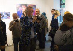 """""""Tribute to colours"""" Tomka Sikory w Ney Gallery&Prints – fotorelacja z wernisażu"""