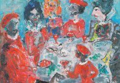 Muzeum Narodowe w Poznaniu poszukuje obrazów olejnych Jerzego Piotrowicza