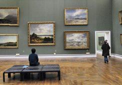 58 prac wielkich sław malarstwa w darowiźnie dla bawarskich muzeów