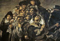 Nowe odkrycie związane z malowidłem Francisca Goi