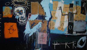 """Jean-Michel Basquiat, """"La Personne"""", 1982"""
