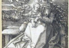 Zaginiony miedzioryt  Dürera odnaleziony po 70 latach we Francji