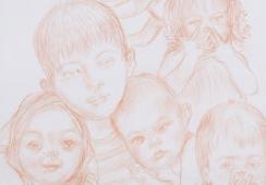 Aukcja portretów artysty – bankruta Andrew Vicariego