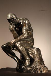 Auguste Rodin, Myśliciel, 1903