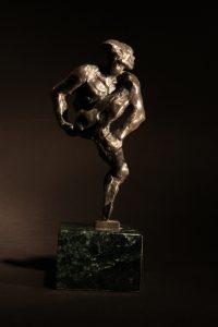 Auguste Rodin, Niżyński, 1912