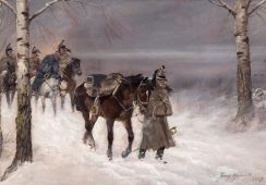 Sukces malarstwa Kossaków na aukcji w Sopockim Domu Aukcyjnym