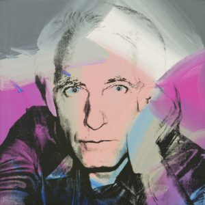Andy Warhol, Erich Marx, 1978 © 2016 The Andy Warhol Foundation for the Visual Arts, Inc. / Artists Rights Society (ARS), New York © bpk/Nationalgalerie im Hamburger Bahnhof, SMB, Sammlung Marx Zdjęcie: Jens Ziehe