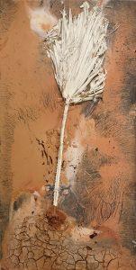 Anselm Kiefer, Bez tytułu, 2007, źródło: Sotheby's