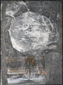 Anselm Kiefer, Śmierć Wergiliusza, 1988-1989, źródło: Sotheby's