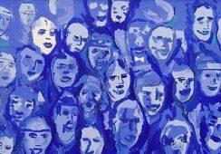 Prezentacja współczesnego malarstwa polskiego na Ukrainie