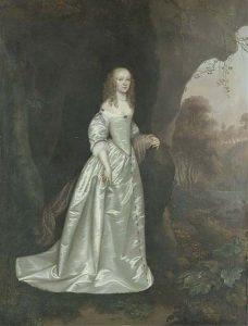 Joan Carlile, Portret kobiety (prawdopodobnie Lady Anne Wentworth)