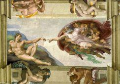 Czy Michał Anioł ukrył feministyczne motywy na suficie Kaplicy Sykstyńskiej?