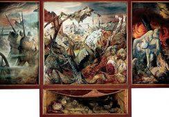 Odnaleziono długo poszukiwane ilustracje dla dzieci autorstwa Otto Dixa