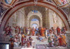 Z Florencji do Moskwy – wędrówka dzieł renesansowego mistrza, Rafaela Santi