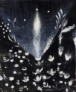 Ross Bleckner, Loves Fairytale, 1992, źródło: Sotheby's