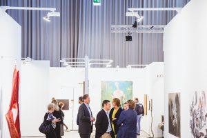 Relacja z otwarcia targów sztuki Vienna Contemporary,, źródło:http://www.viennacontemporary.at/en/