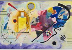 250 dzieł sztuki rosyjskiej w prezencie dla paryskiego Centre Pompidou