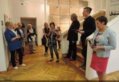 Relacja z wernisażu wystawy pokonkursowej 8 Międzynarodowego Konkursu na Exlibris i Małą Formę Graficzną