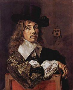 Frans Hals, Portret Willema Coymansa, olej na płótnie, 1645