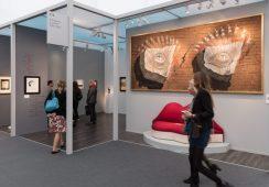 w Londynie wystartowały międzynarodowe targi sztuki Frieze Art Fairs 2016