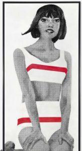 Gerald Laing, Beach Wear, 1965, źródło: Christie's