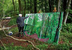 David Hockney gotowy pobić swój aukcyjny rekord