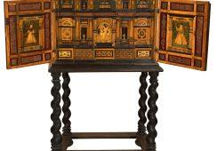 Stolarski kunszt – Meble XV-XVII wieku w Muzeum Narodowym we Wrocławiu