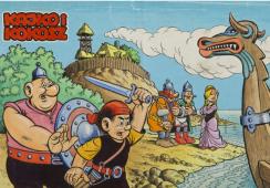Aukcja Komiksu i Ilustracji – DESA Unicum