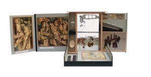 Marcel Duchamp, La boite en valise, 1941-1963, źródło: http://www.fiac.com/paris