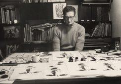 Trwa wystawa prac Wojciecha Zamecznika w Szwajcarii
