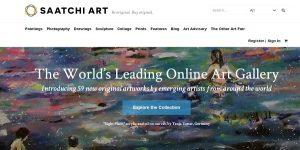 www.saatchiart.com