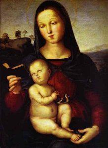 Rafael Santi, Solly Madonna, 1502