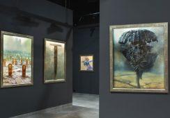 Galeria Zdzisława Beksińskiego – ponad  25 tys. zwiedzających