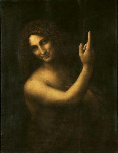 Leonardo da Vinci, Św. Jan Chrzciciel