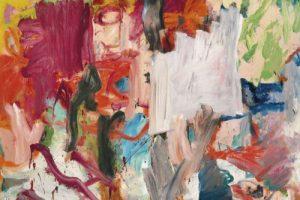 Willem de Kooning, Untitled XXV, 1997, źródło: Christie's