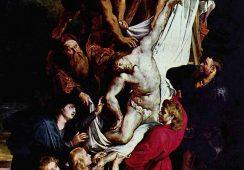 Barokowy obraz cudem uniknął utylizacji
