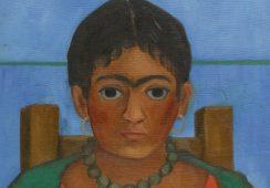 Frida Kahlo po raz pierwszy w Polsce