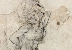Odnaleziono rzadki rysunek Leonarda da Vinci