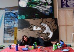 """""""Sztuka jest narkotykiem, niezwykle skutecznym"""" – rozmowa z XY Anką Mierzejewską"""