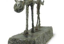 Rzadko prezentowane, gipsowe rzeźby Giacomettiego na wystawie w Tate Modern