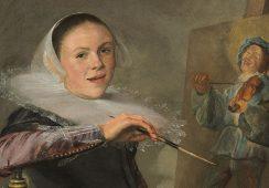 Zaginiony autoportret Judith Leyster odkryty w Anglii