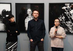 Fotorelacja z wystawy Piotra Zbierskiego w galerii FOTO-GEN we Wrocławiu