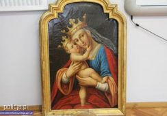 XVIII-wieczny obraz odnaleziony po 25 latach we Wrocławiu
