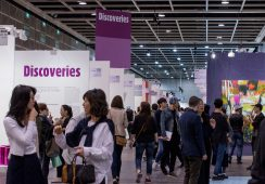 Targi sztuki Art Basel Hong Kong 2017 zakończone sukcesem